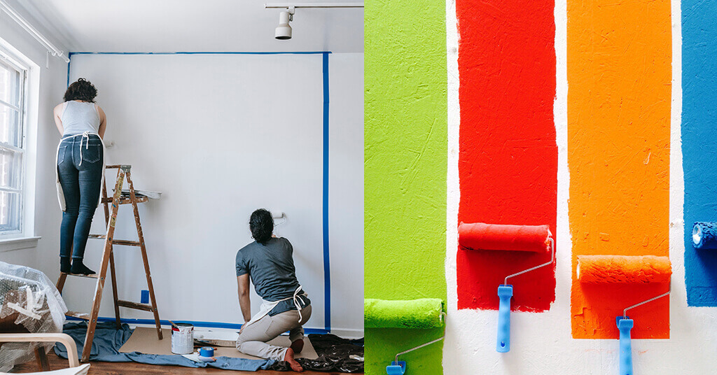 DIY Home Painting