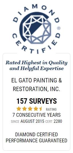 diamond certified el gato painting and restoration