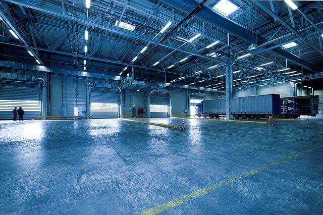 warehouse hall flooring inner